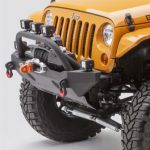 Bumper-Delantero-Mid-Stubby-Jeep-JK-19532-Wrangler-Body-Armor-4×4-kdms